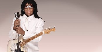 Nile Rodgers & CHIC on Tour and Playing Festivals Through Summer 2018
