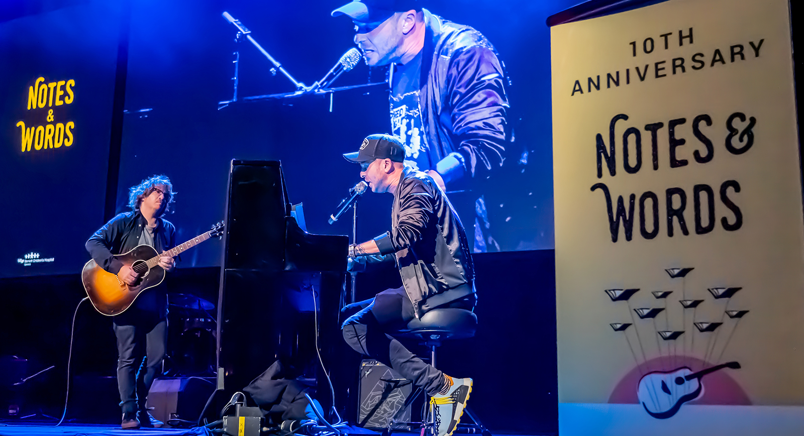 Notes & Words 2019: Benefit For UCSF Benioff Children's